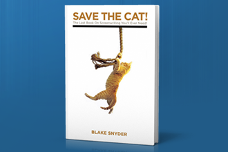 """Save the Cat"" Novel Writing Workshop"